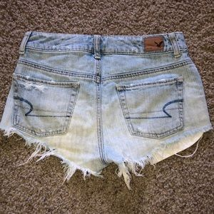 American Eagle Outfitters Shorts - American Eagle High Waisted Jean Shorts